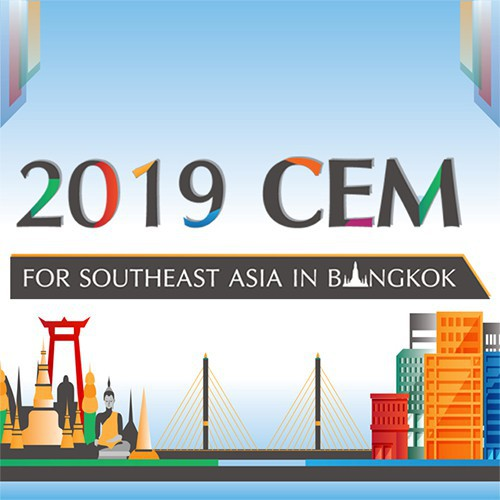 2019CEM For Southeast Asia In Bangkok
