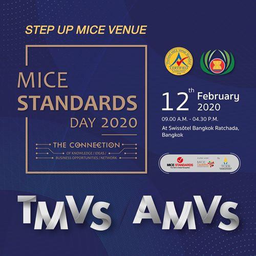 MICE Standards Day 2020